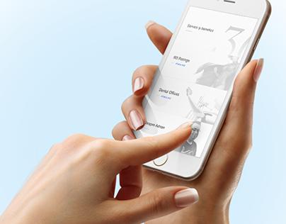 Mobile Website - AE Practice