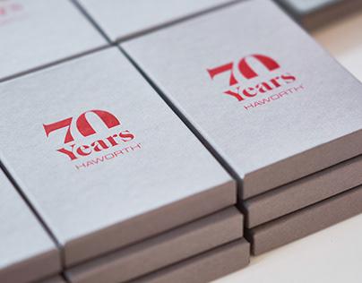 70th Anniversary Event