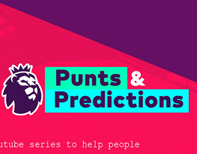 Punts and Predictions Branding