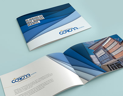 Brochure Litografia Corona