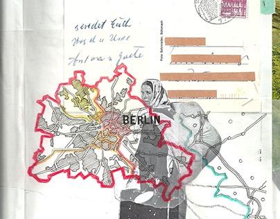 The Journey - Sketchbook Project