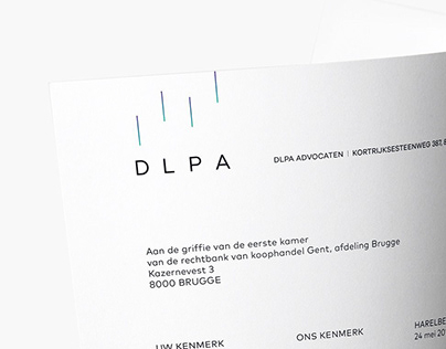 DLPA | Branding