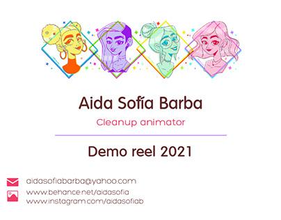 DEMO REEL 2021_CLEANUP ANIMATOR ARTIST