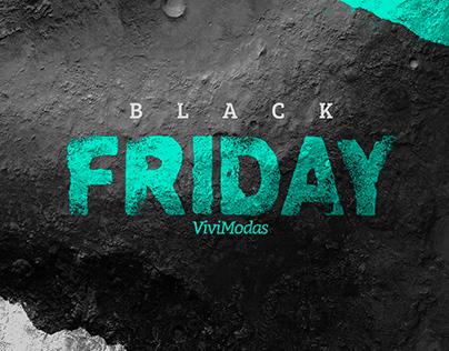 Black Friday 2020 - Campanha Promocional
