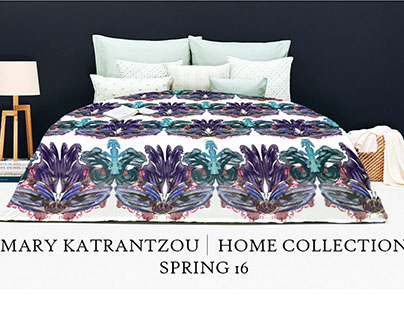 Mary Katrantzou- Home Collection
