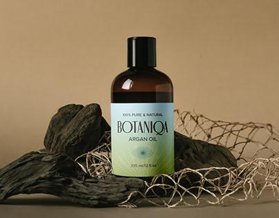 BOTANIQA. Natural Cosmetic | Branding & Packaging
