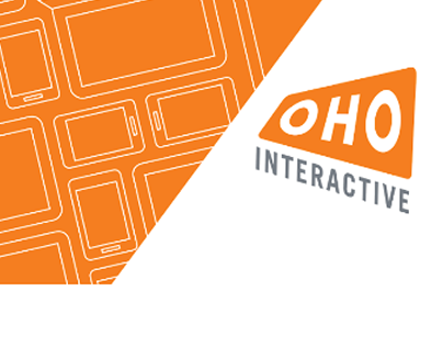 OHO Interactive 1-pager Branding Piece
