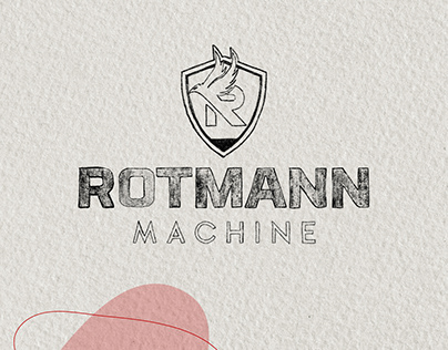 Rotmann Logo&Kurumsal Kimlik - Rotmann Logo&Branding