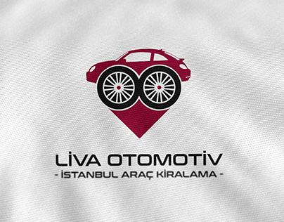 LİVA OTOMOTİV LOGO DESİGN