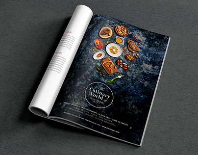 The Culinary World of VILA VITA Parc