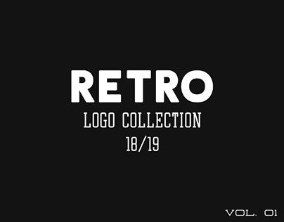 Retro Logo Collection vol. 01