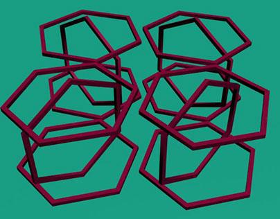 육각 링 / Hexagonal ring