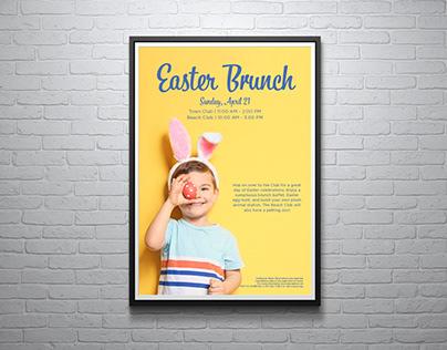 Jonathan Club - Easter Brunch