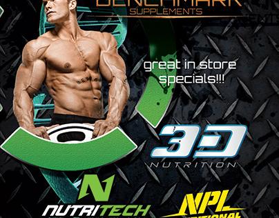Bench Mark Supplements