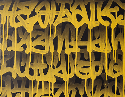 Calligraphy Art Series: SEARCH REFLECTION — Pavel Tws