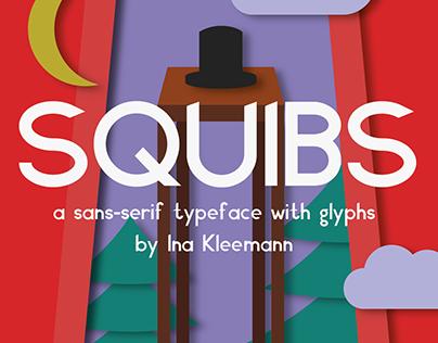 Squibs Font