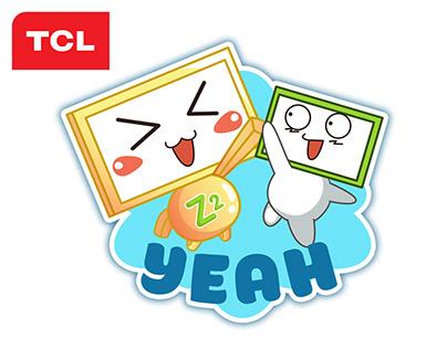 TCL STICKER Z2