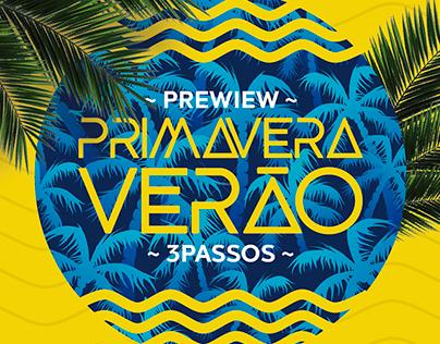 Primavera Verão 2017 - Loja 3Passos