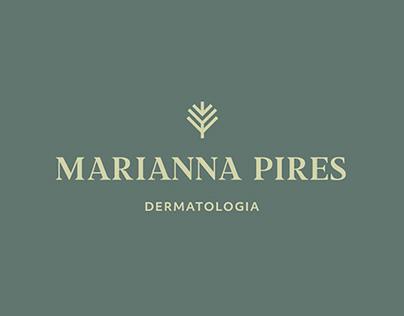 Marianna Pires - Identidade Visual