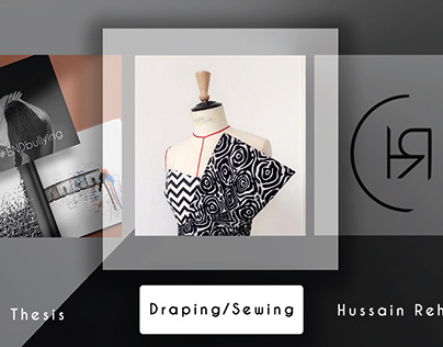 Drapping & Sewing
