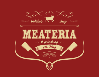 Meateria Online Shop