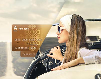 Golden Alfa — Premium plastic program of Alfa-Bank
