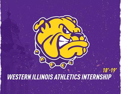 Western Illinois Athletics Internship 18'-19'