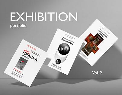 Exhibition Portfolio. Vol. 2
