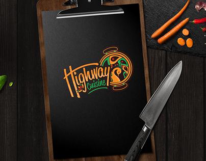 Highway Cuisine Branding