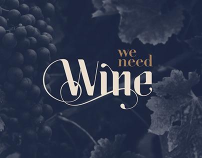 WeNeedWine-Branding