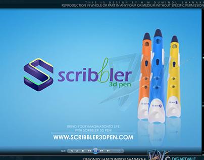 3D Pen Adverticement Project