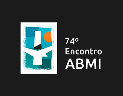 Branding: 74º Encontro ABMI