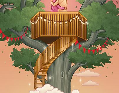 Orange Coast Magazine/Beloved Treehouse