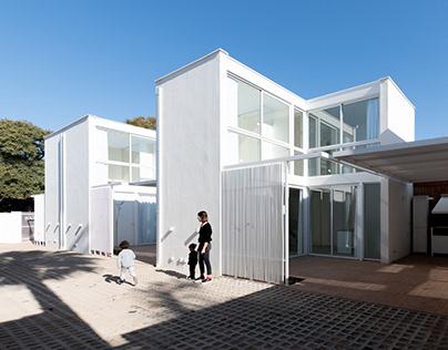 Azaleas housing by EstudioLZ Pablo Lorenzo Arquitectos