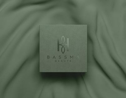 Bassma beauté - brand identity