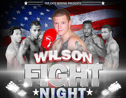 Wilson Fight Night