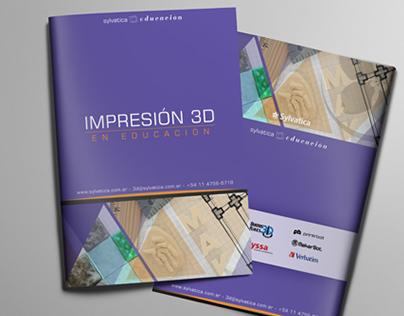Brochure impresión 3D