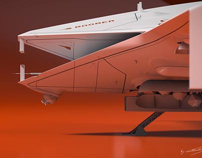The AIPAC Drone / Grey Shader Studio
