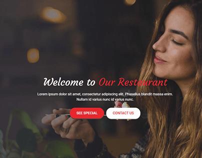 CafeBiz - Restaurant WordPress theme