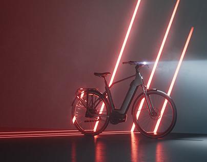 Qwic Premium Q bike