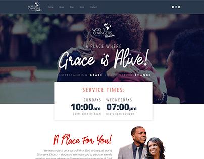 Worlchangers Church Houston Web Ui