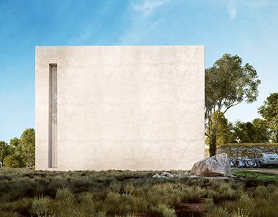 A white box of nature