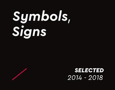 Symbols & Signs - Collection