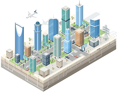Smart City - Jeddah (IoT)