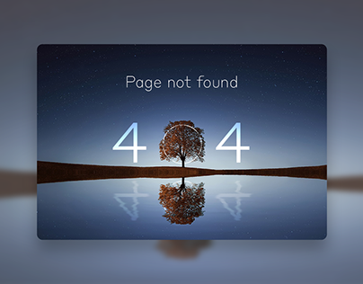 page's 404