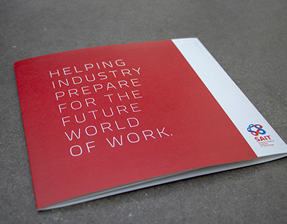 Helping Industry Prepare for the Future World of Work