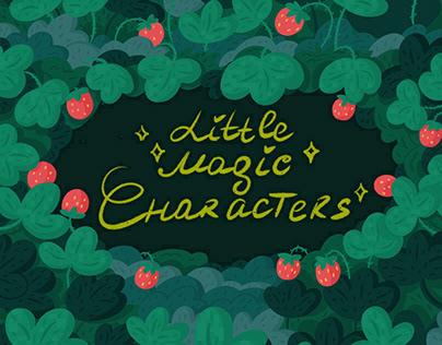 Little Magic Characters