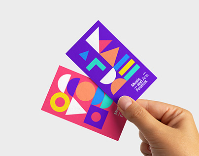 Music and Arts Festival - Identity Concept
