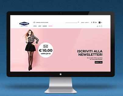 Pompea website