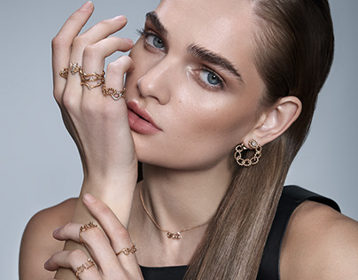 Jewelry shoot for Dior & Marie Claire Arabia